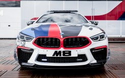 BMW M8 Competition Coupe MotoGP Safety Car 2019 5K