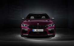 BMW M8 Competition Gran Coupe 2019 4K