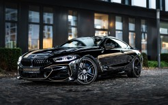 BMW Manhart MH8 600 2019 4K