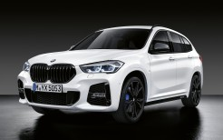BMW X1 M Performance Parts 2019 4K