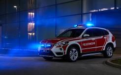 Bmw X1 Xdrive18d Feuerwehr Kdow 2019 5k