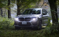 BMW X3 M Competition 2019 4K