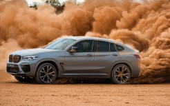 BMW X4 M Competition 2019 4K