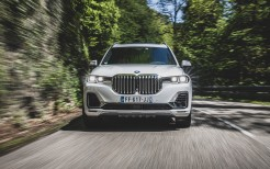 BMW X7 xDrive30d Design Pure Excellence 2019 4K
