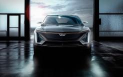 Cadillac EV Concept 2019 4K