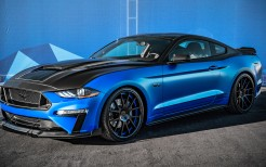 California Pony Cars Ford Mustang GT Fastback 2019 4K