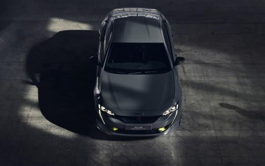 Concept 508 Peugeot Sport Engineered 2019 4K Wallpaper
