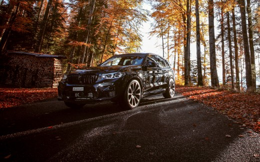 dAHLer BMW X3 M Competition Line 2019 4K