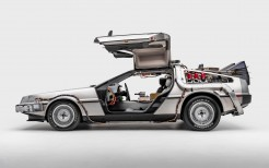DeLorean DMC-12 Back to the Future 4K