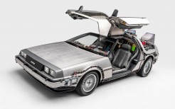 DeLorean DMC-12 Back to the Future 4K 2