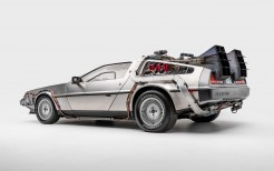 DeLorean DMC-12 Back to the Future 4K 3