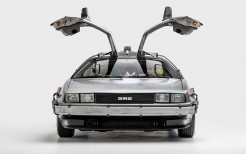 DeLorean DMC-12 Back to the Future 4K 4