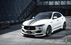 Fairy Design Maserati Levante 4K