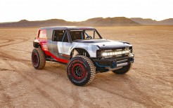 Ford Bronco R Race Prototype 2019 4K