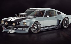 FORD Mustang 1965 4K 2