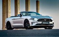 Ford Mustang EcoBoost Convertible 2019 5K 2