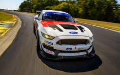 Ford Mustang GT4 Race Car 4K 5K