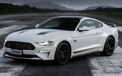 Ford Mustang GT Black Shadow 2019 4K 5K