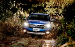 Ford Ranger Limited Double Cab 2019 4K
