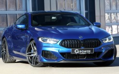 G-Power BMW M850i xDrive 2019 4K