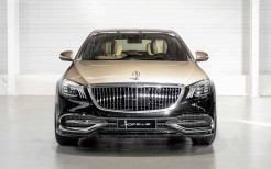 Hofele Design Mercedes-Maybach S 560 2019 5K