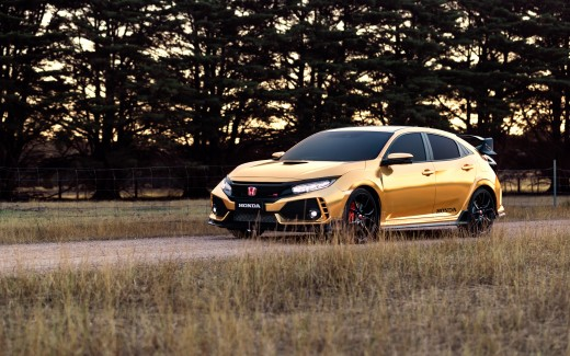 Honda Civic Type R 50 Years in Australia 2019 4K