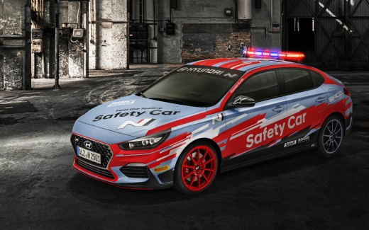 Hyundai i30 Fastback N SBK Safety Car 2019