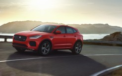 Jaguar E-Pace P250 AWD Chequered Flag 2019 4K