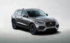 Jaguar F-Pace Chequered Flag 2019 4K