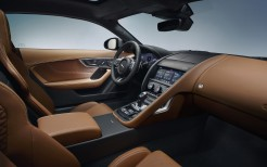 Jaguar F-Type R Coupe 2020 4K Interior 2