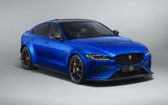 Jaguar XE SV Project 8 Touring 2019 4K