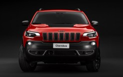 Jeep Cherokee Trailhawk 2019 4K
