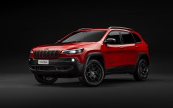 Jeep Cherokee Trailhawk 2019 4K 2