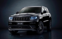 Jeep Grand Cherokee S Limited 2019 5K