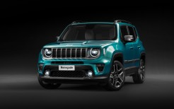 Jeep Renegade Limited 4K