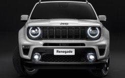 Jeep Renegade S 2019 4K