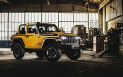 Jeep Wrangler Rubicon 1941 by Mopar 2019 4K