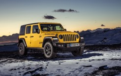 Jeep Wrangler Unlimited Rubicon 2019 4K