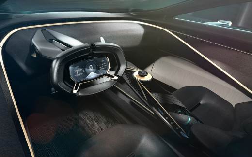 Lagonda All Terrain Concept 2019 Interior 4k Wallpaper