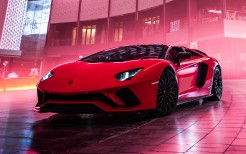 Lamborghini Aventador Green 4k Wallpaper Hd Car Wallpapers Id 6963