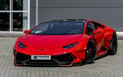 Lamborghini Huracan Prior-Design PDLP610WB Widebody Aerodynamik-Kit 2019 3