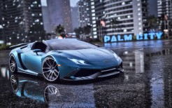 Lamborghini in Need For Speed Heat