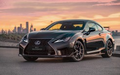 Lexus RC F Track Edition 2019