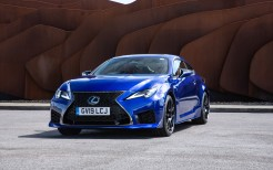 Lexus RC F UK-spec '2019