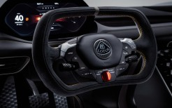 Lotus Evija 2019 5K Interior