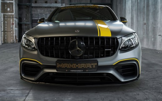 Manhart Racing Mercedes-AMG GLC 63 S Coupe 2019 5K