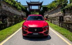Maserati Levante Trofeo Launch Edition 2019 4K