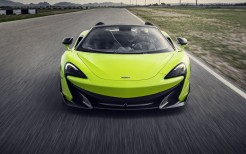 McLaren 600LT Spider Lime Green 2019 5K 2