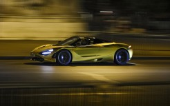McLaren 720S Spider Paris 2019 4K