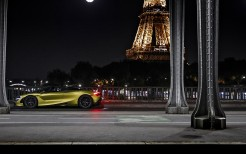 McLaren 720S Spider Paris Eiffel Tower 2019 5K